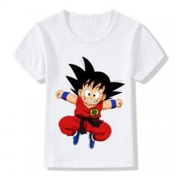 Goku con Krilin