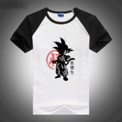 Goku Desvistiendose