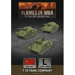Valentine Tank Company (x3 Plastic)