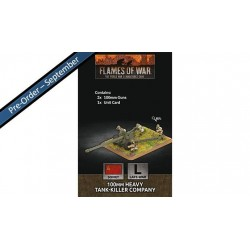 IS-2 Guards Heavy Tank Company (x5 Plastic)