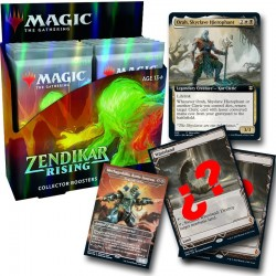 El resurgir de Zendikar -Set Box