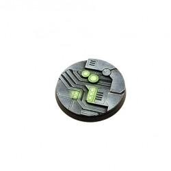 Precinct Sigma base topper oval 60x35mm (6)