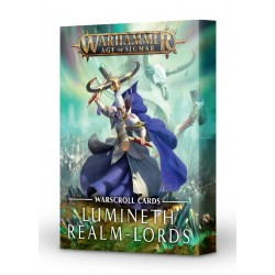 CARTAS DE HOJAS: LUMINETH REALM-LORDS