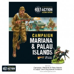 Campaign: Marianas & Palau Islands