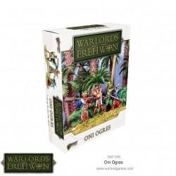 Warlords of Erehwon: Oni Ogres