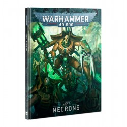 CODEX: NECRONS (ABR.) (HB) (ingles)