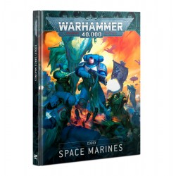 CODEX: SPACE MARINES (ABR./HB) (ESPAÑOL)