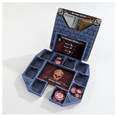 FrikRPG: PACK DE CAVERNAS (pintado)