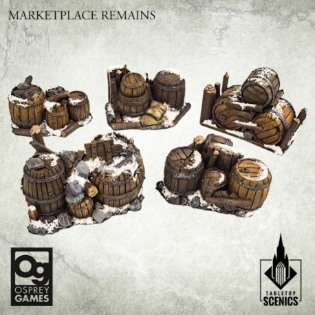 MARKETPLACE REMAINS (FROSTGRAVE 2.0)