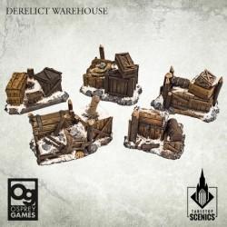 DERELICT WAREHOUSE (FROSTGRAVE 2.0)