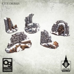 CITY DEBRIS (FROSTGRAVE 2.0)