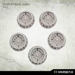 INDUSTRIAL FANS SET 3 (5)