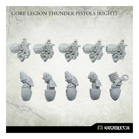 GORE LEGION THUNDER PISTOLS SET1 (RIGHT) (5)