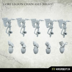 GORE LEGION CHAIN AXES (RIGHT) (5)