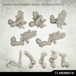 Prime Legionaries Rapid Thunder Rifles