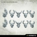 Gore Legion Heads (10)