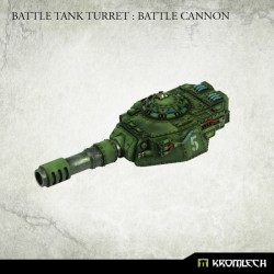 Battle Tank Turret: Battle Cannon (1)