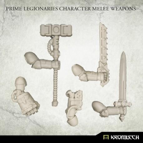 Prime Legionaries Character Melee Weapons (5)