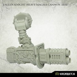 Fallen Knight Heavy Magma Cannon Arm (1)