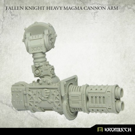 Fallen Knight Heavy Magma Cannon Arm (1)
