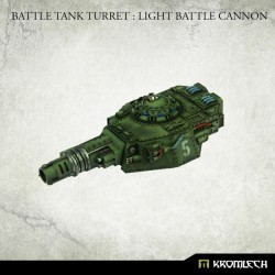 Battle Tank Turret: Light Battle Cannon (1)