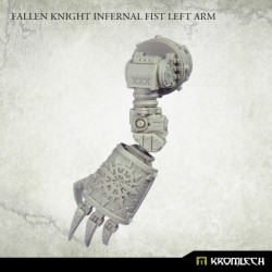 Fallen Knight Infernal Fist Arm [left] (1)
