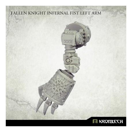 Fallen Knight Infernal Fist Arm [left] (1)