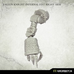 Fallen Knight Infernal Fist Arm [right] (1)