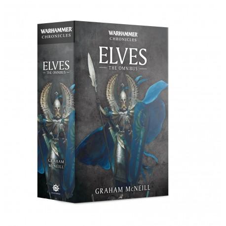 WH CHRONICLES: ELVES: THE OMNIBUS (PB)