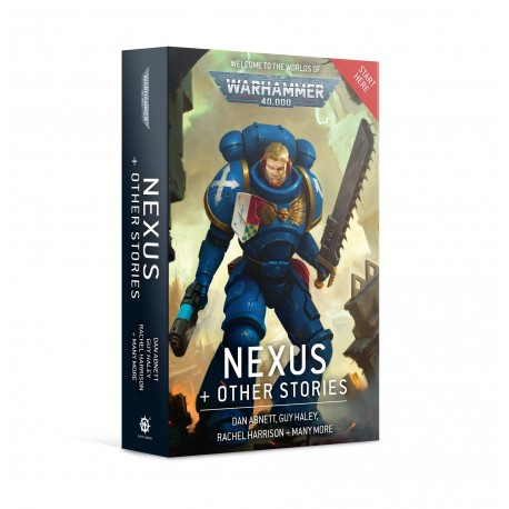NEXUS & OTHER STORIES (PB) (GW-COVER)