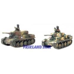 Toldi light tank (options for I-II-IIa)