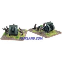 149mm 14/31 Howitzer x2