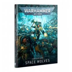 CODEX: SPACE WOLVES (español)