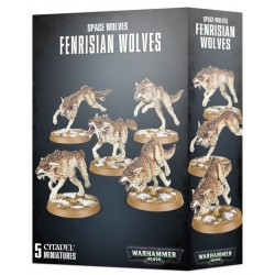 SPACE WOLVES FENRISIAN WOLVES 2020