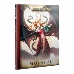 BROKEN REALMS: MORATHI (English)