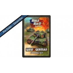 Gaming Sets: WWIII: British Tin