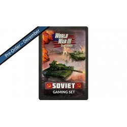 Gaming Sets: WWIII: West German Tin