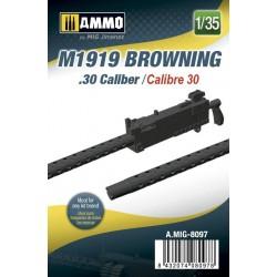 Browning M1919 calibre .30