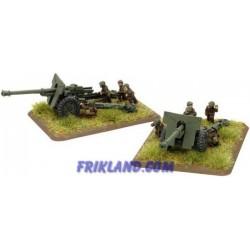 Schneider 105mm M36 Gun