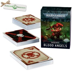 DATACARDS: BLOOD ANGELS (ENGLISH)