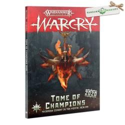WARCRY: TOMO DE CAMPEONES 2020 (ESP)