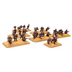Pioneer Platoon  with 3  SMG squads or Scout Platoon option