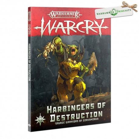 WARCRY: HERALDOS DE LA DESTRUCCIÓN (ESP)