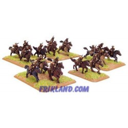 Cavalry Platoon with 2 Cavalry Squads