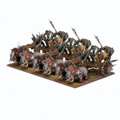 Armada: Flota de Refuerzo Orcos (castellano)