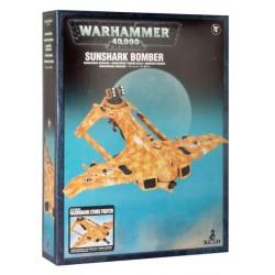 Bombardero Tiburón Solar / AX39 Sun Shark Bomber