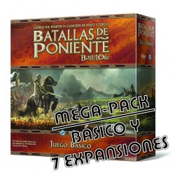 Batallas de Poniente MEGA PACK