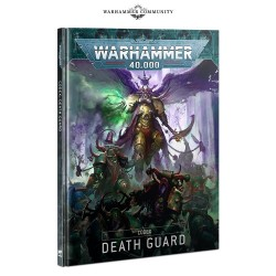 CODEX: DEATH GUARD (HB) (ESPAÑOL)