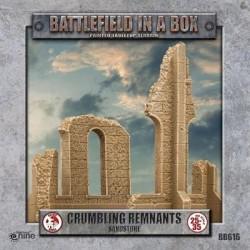 Gothic Battlefields: The Grand Vestibule - Sandstone