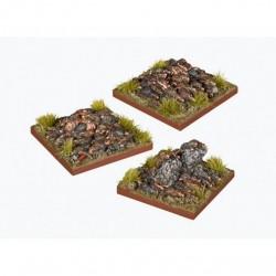 Gothic Battlefields: Broken Façade - Sandstone